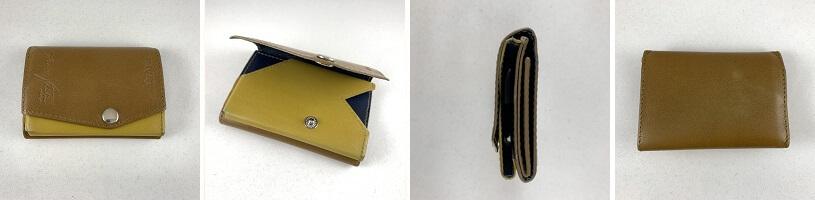 abrAsus小さい財布のデザイン