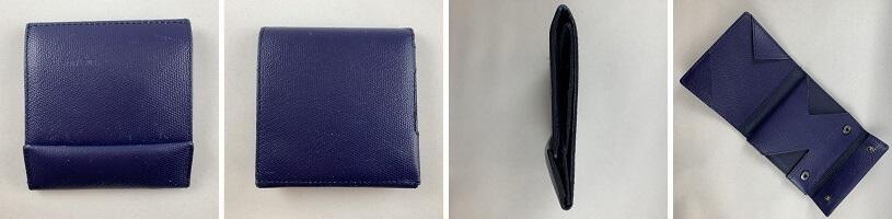abrAsus薄い財布のデザイン